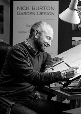 Edinburgh Garden Designer Nick Burton