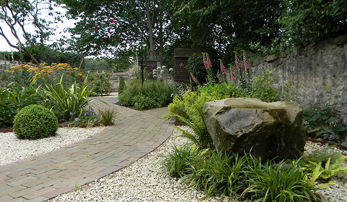 Garden Design Consultancy Edinburgh Nick Burton