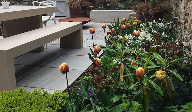 Garden Design & Consultancy, Edinburgh | Nick Burton